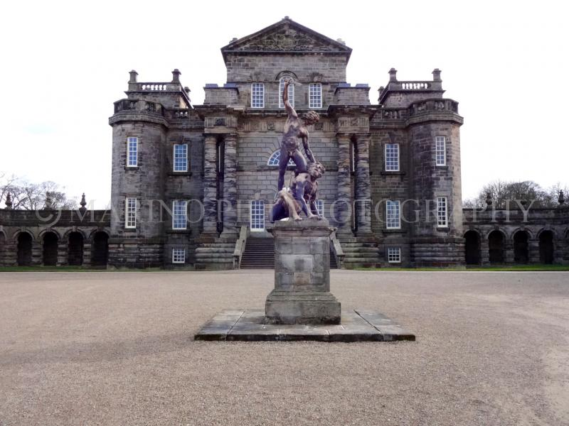 Seaton Delaval Hall, North East England